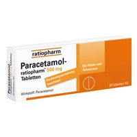 preisvergleich paracetamol